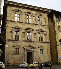 Bartolini Salimbeni Palazzo in Piazza Santa Trinità