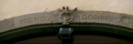 Bartolini Salimbeni family motto