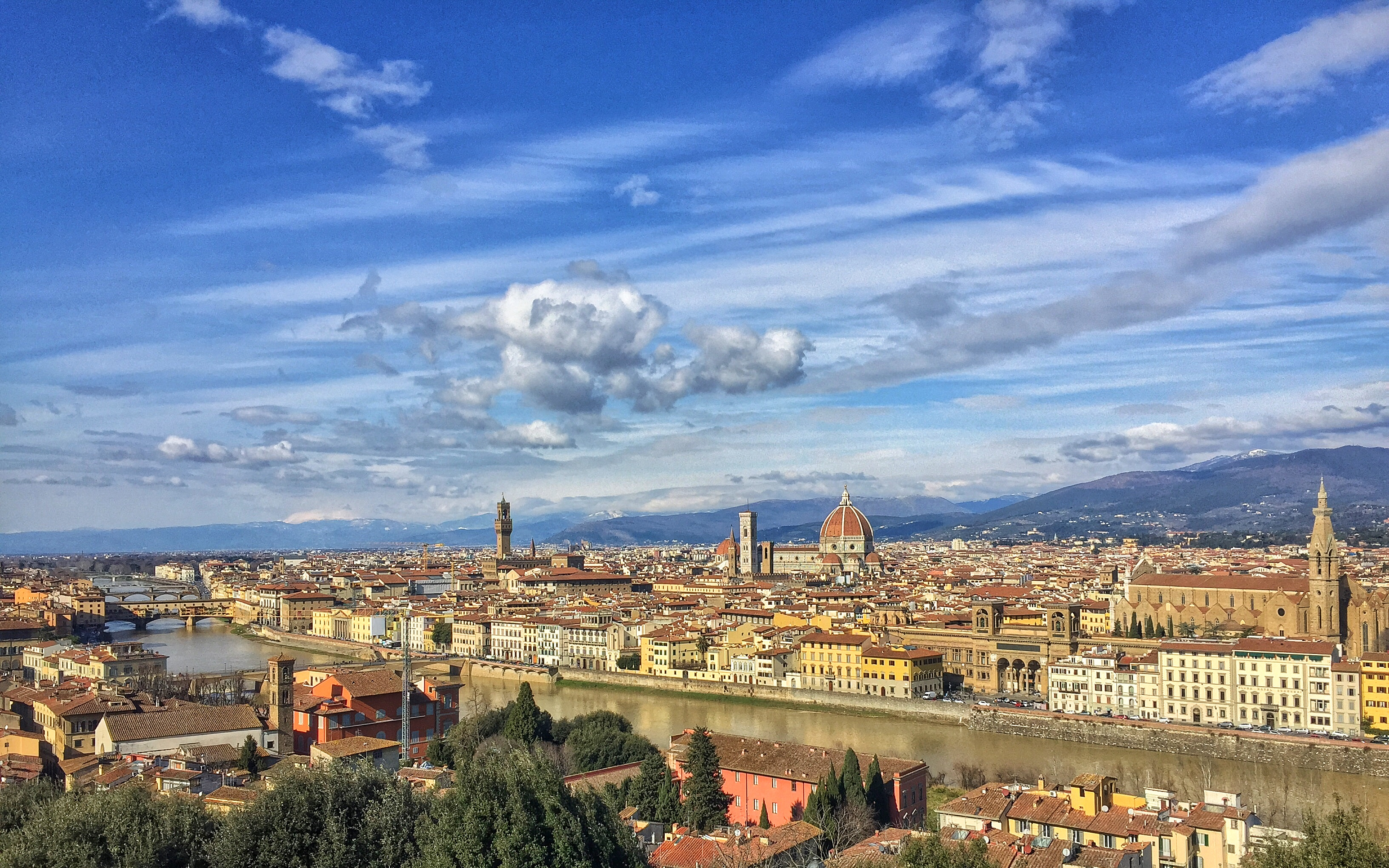Italian Florence: Florence's Oltrarno