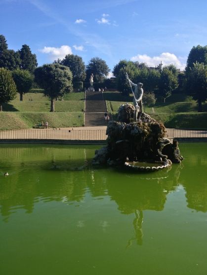 Boboli Gardens. Photo by Allison Boyd