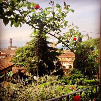 Giardino delle Rose. Photo by Allison Boyd