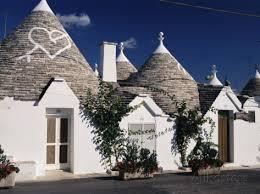 Puglian Trulli houses