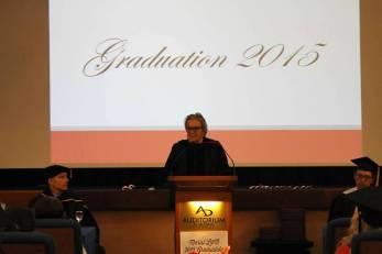 Fabrizio Guarducci, President of LdM. Photo by Allison Boyd '14