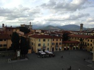 Prato from Castello dell'Imperatore