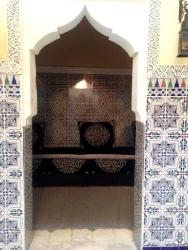 Riad in Medina