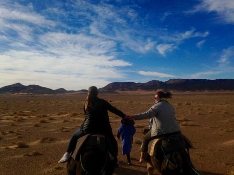 AM Camel Ride, Zagora, Sahara, Morocco